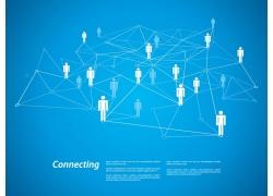 社交网络主题