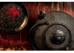 茶叶与茶壶