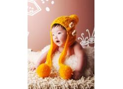 黄色帽子宝宝