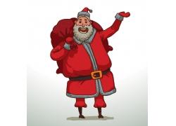 圣诞老人漫画