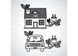 房子和汽车