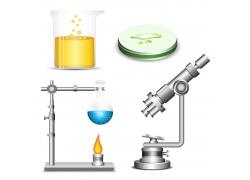 化学与显微镜