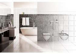 现代简约厕所装修设计