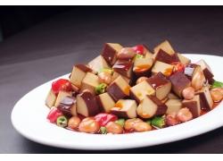 五香豆干美食菜肴