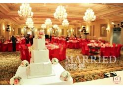 室内婚礼现场