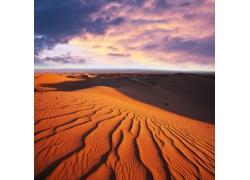 大海沙漠风光