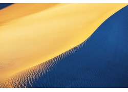 沙丘荒漠风景