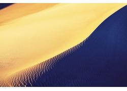 沙丘山脉风景