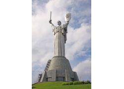 基辅人物雕塑