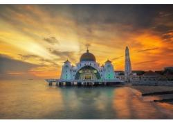 吉隆坡海岸风景