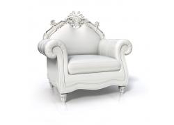 豪华欧式沙发椅子