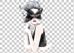 时尚美女设计图片