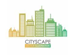 繁荣的城市设计