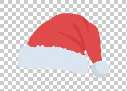 圣诞帽卡通图标图片