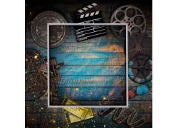 影院用品取景框