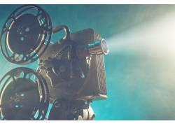 电影放映机