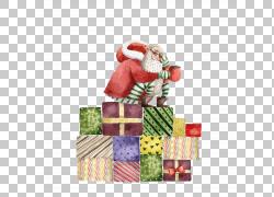 圣诞老人礼物盒