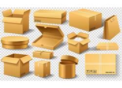 包装箱素材