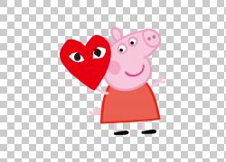 小猪佩奇logo设计