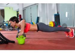 体育健身人物摄影