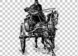 马车人物设计图片