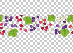 卡通树叶果实设计