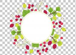 绿叶果实设计