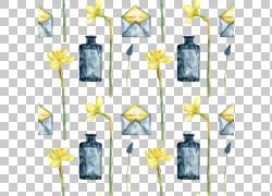 鲜花与信封