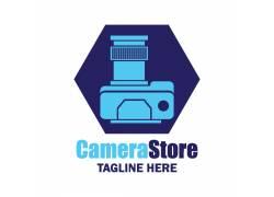 蓝色logo设计图片