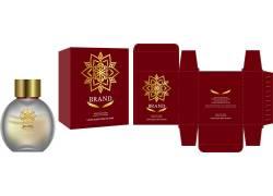 中国化妆品礼盒包装设计