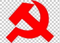 红色共产党党徽图片