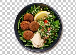 肉丸蔬菜沙拉图片