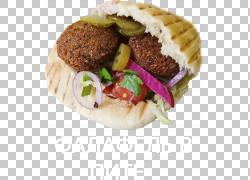 肉丸子蔬菜三明治图片