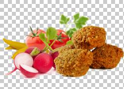 蔬菜炸丸子图片