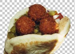 蔬菜丸子三明治面包图片