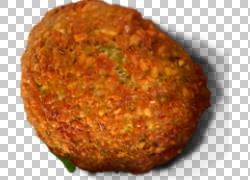 丸子肉饼食物图片