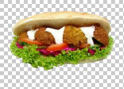 沙拉丸子蔬菜三明治图片