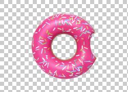 粉色甜点甜甜圈图片