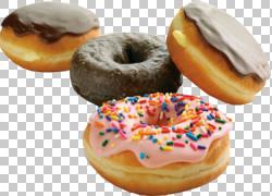甜甜圈美食图片