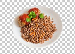 燕麦粒丸子美食图片