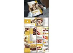 烘焙坊糕点宣传画册