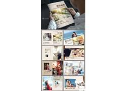 时尚婚纱影楼促销宣传画册