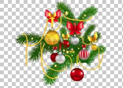 圣诞节装饰圣诞节装饰品圣诞节和假日季节圣诞树,透明圣诞节装饰,图片