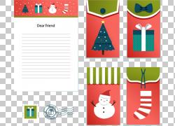 圣诞快乐设置PNG剪贴画文本,矩形,圣诞节装饰,材料,圣诞灯,设计,图片