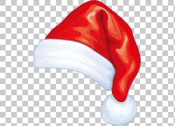圣诞老人圣诞雪人,手绘水彩圣诞帽,圣诞帽PNG剪贴画水彩画,水彩叶图片