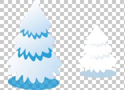 树圣诞节,冬季季节PNG剪贴画蓝色,浅绿色,翼,树,天空,下载,计算机图片