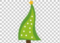 冷杉圣诞树图片