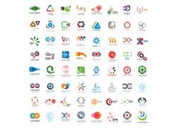 创意环形logo设计