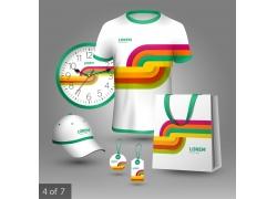 简洁时尚VI设计