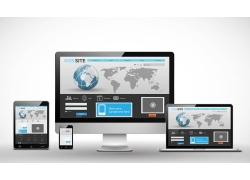 电脑网站设计素材